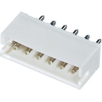 JST B6B-ZR (LF)(SN) Multi-pin Connector, StraightSeries ZH Number of pins: 6 Nominal current: 1 A