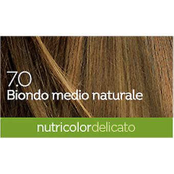 Biokap 7.0 Natural Medium Blond 140 mlRubio Natural Environment (Hair care , Dyes)