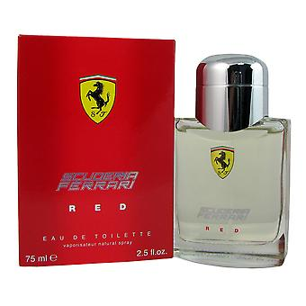 Ferrari Scuderia Red for Men 2.5 oz EDT Spray