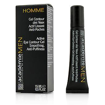 Academie mænd Eye Contour Gel 15ml/0.5 oz