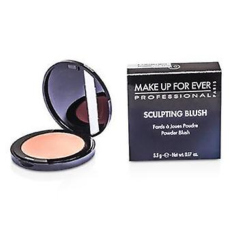Sculpting Blush Powder Blush - #10 (Satin Peach Pink) - 5.5g/0.17oz