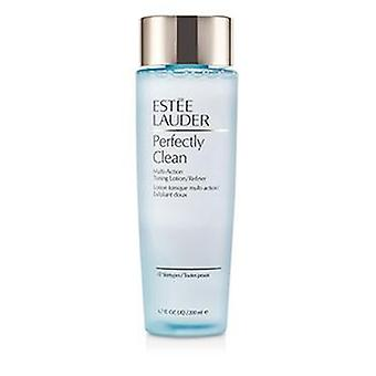 Estee Lauder Perfectly Clean Multi-Action Toning Lotion/ Refiner - 200ml/6.7oz