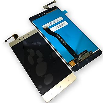 For Xiaomi Redmi 4 Pro repair display full LCD complete unit touch gold