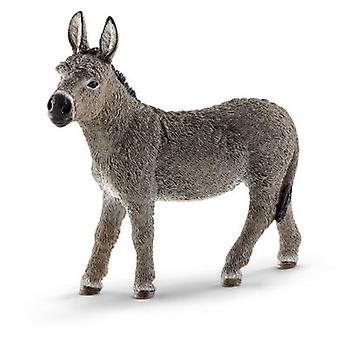 Schleich Donkey (Toys , Dolls And Accesories , Miniature Toys , Animals)