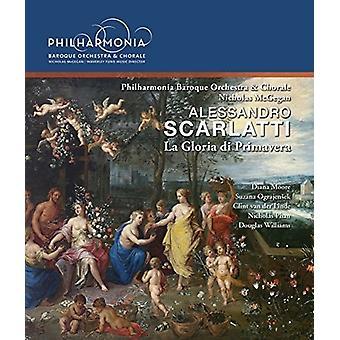 Scarlatti: La Gloria Di Primavera [Blu-ray] USA import