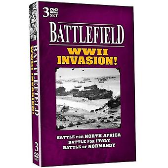 Battlefield WW2 Invasion [DVD] USA import