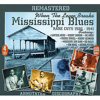 Mississippi Blues-Rare Cuts 1926-41 - Mississippi Blues-Rare Cuts 1926-41 [CD] USA import