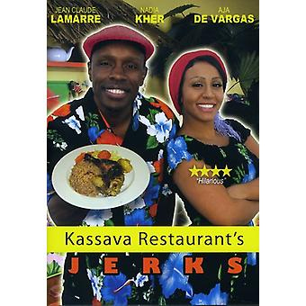 Kassava Restaurant ryk [DVD] USA import