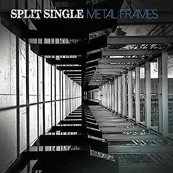 Split Single - Metal rammer [Vinyl] USA import