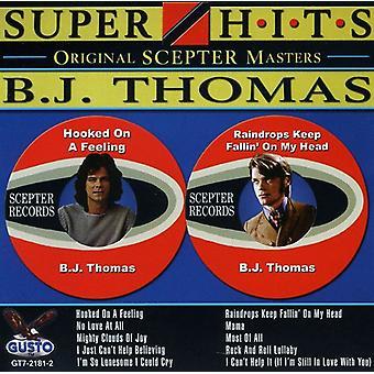 BJ Thomas - importación de Estados Unidos Super Hits [CD]