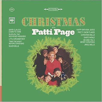 Patti Page - jul med Patti Page [CD] USA import