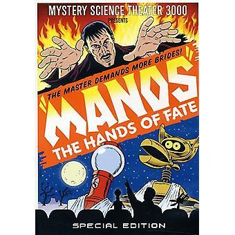 Manos de Hand of Fate [DVD] VS importeren