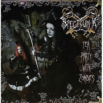 Spektrum-X - Teeparty mit Zombies (neue Version) [CD] USA importieren