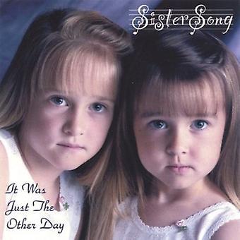 Sistersong - det var bare anden dag [CD] USA importen