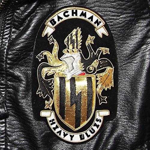 Bachman - Heavy Blues [CD] USA import