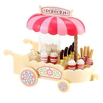 Sylvanian Families Popcorn Cart