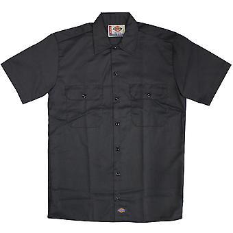 Dickies 1574 Kurzarm Arbeit Shirt Charcoal
