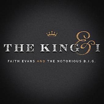 Faith Evans i Notorious BIG - The King & I (jawne) [Vinyl] USA import