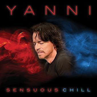 Yanni - sensual Chill [CD] USA importar