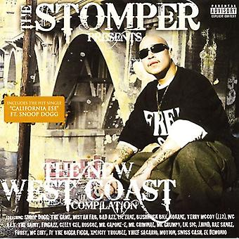 Stomper præsenterer - nye West Coast [CD] USA import