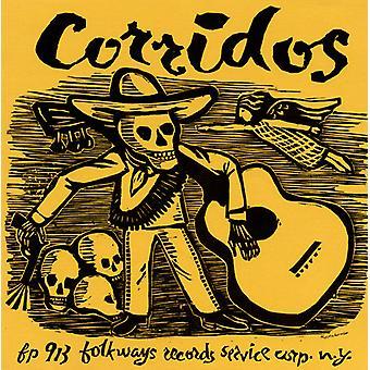 Corridos mexicanos - importación de los Estados Unidos Mexicanos Corridos [CD]