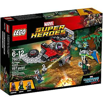 Lego 76079 Super Heroes Ravager Attack (Toys , Constructions , Characters And Animals)