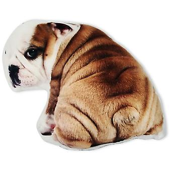 Superstudio Bulldog 3D formet pude (hjem, tekstil, Cushiones)