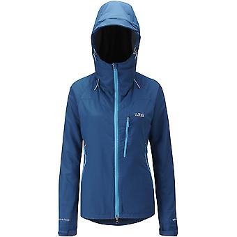 Rab Womens Vapour-rise Jacket Ink (UK Size 12)