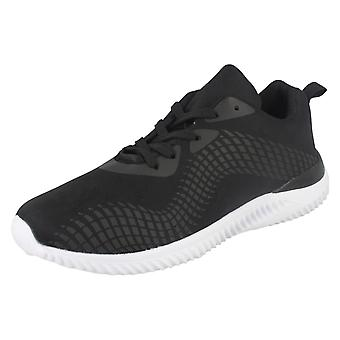 Mens Airtech Casual Trainers Oregan