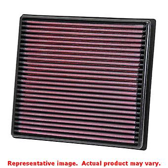 K & N Drop-In High-Flow Air Filter 33-3002 Fits: UNIVERSAL 0 - 0 niet toepassing S
