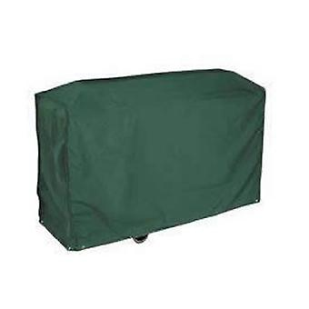 Caraselle Deluxe vert Bosmere chariot barbecue Cover 97x79x51cm