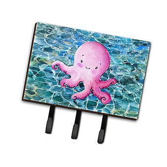 Carolines Treasures  BB8522TH68 Octopus Leash or Key Holder