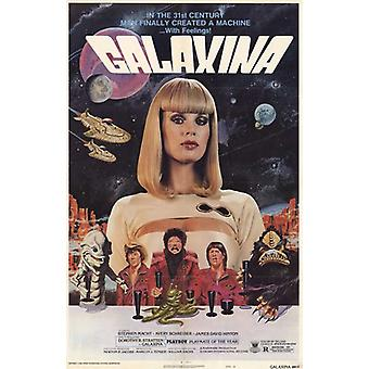 Galaxina Movie Poster (11 x 17)