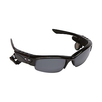Best SEEK Polarized Replacement Lenses for Oakley THUMP PRO Black Silver Mirror
