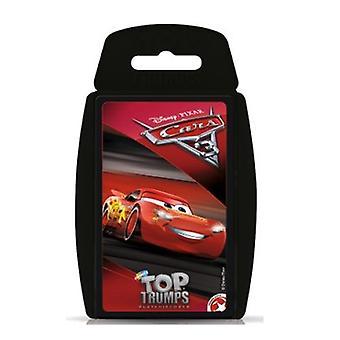 Jeu de cartes Top Trumps voitures 3