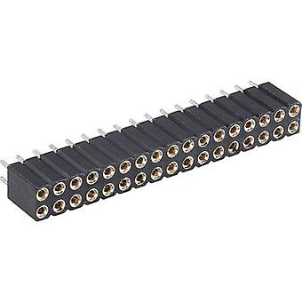 Receptacles (precision) No. of rows: 2 Pins per row: 25 BKL Electronic 10120815 1 pc(s)