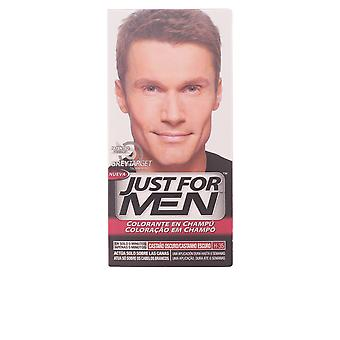 Just For Men Sin Amoniaco Casta¤o Oscuro Natural New Mens Sealed Boxed
