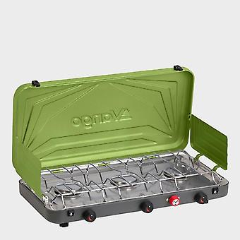 Nuovo Vango Diner Cooker Camping Cooking Equipment Green