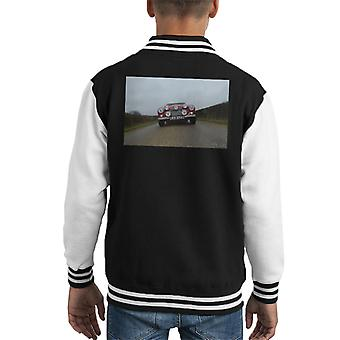 Austin Healey Classic Roadster Kid's Varsity Jacket