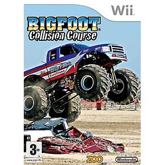Big Foot Collision Course (Wii)