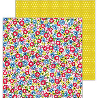 Jen Hadfield My Bright Life Double-Sided Cardstock 12