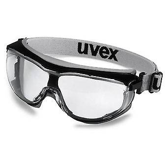 Uvex 9307-375 Carbonvision Clear Supravision Extreme Safety Goggles