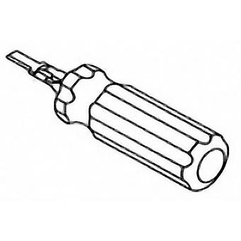 Outil d'insertion et de suppression pour Amplimate HD-20 91285-1 TE Connectivity contenu: 1 PC (s)