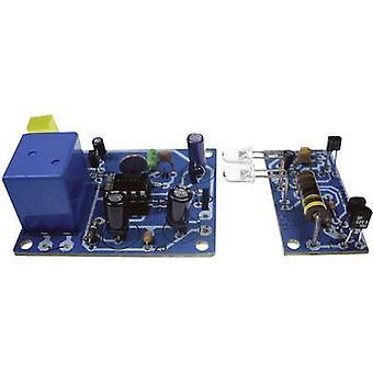 Light barrier Assembly kit Kemo B062 9 Vdc, 12 Vdc 18 m