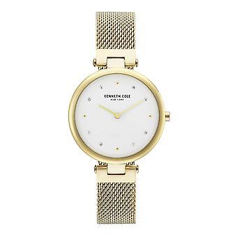 Kenneth Cole New York women's wrist watch analog quartz stainless steel KC50511002