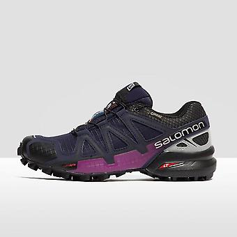 Salomon SPEEDCROSS 4 NOCTURNE GTX Women's trail Running Shoes