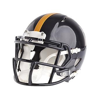 Riddell mini football helmet - NFL speed Pittsburgh Steelers