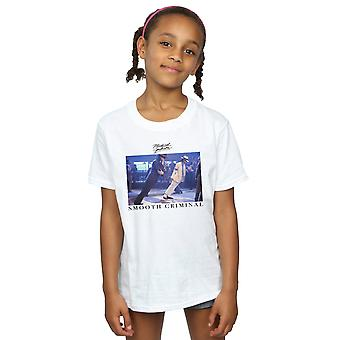 Michael Jackson Girls Smooth Criminal Lean T-Shirt