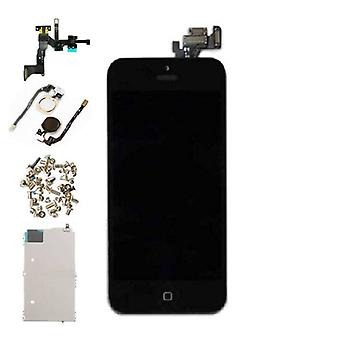 Stuff Certified ® iPhone 5 Pre-mounted screen (Touchscreen + LCD + Parts) A + Quality - Black