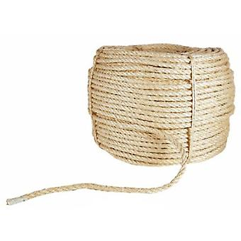 Trixie Sisal Rope, Roll 220 Mts, ? 10 mm (Cats , Toys , Teaser Wands)
